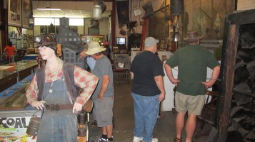 Old Fashioned Miner's Labor Day Picnic, No. 9 Coal Mine & Museum, Lansford, 9-6-2015 (51)