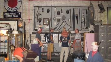 Old Fashioned Miner's Labor Day Picnic, No. 9 Coal Mine & Museum, Lansford, 9-6-2015 (65)