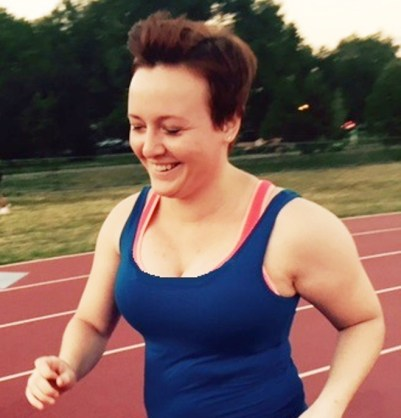 Runner Amanda Watsula, Care for the Homeless, to Run in New York City Marathon, 8-27-2015 (6) - Copy