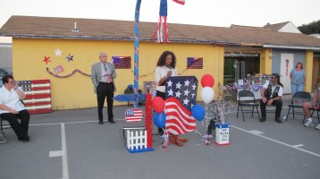 Sept. 11 Remembrance, Memorial Service, Jackie Jones, South Ward Playground, Tamaqua (154)