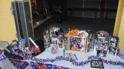 Sept. 11 Remembrance, Memorial Service, Jackie Jones, South Ward Playground, Tamaqua (163)