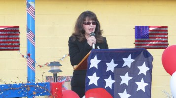 Sept. 11 Remembrance, Memorial Service, Jackie Jones, South Ward Playground, Tamaqua (59)