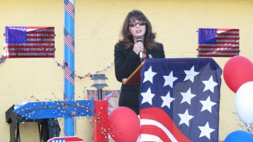 Sept. 11 Remembrance, Memorial Service, Jackie Jones, South Ward Playground, Tamaqua (61)