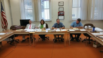 Tamaqua Borough Council Meeting, Borough Hall, Tamaqua, 9-1-2015 (15)