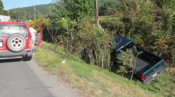 Two Vehicle Accident, Clamtown Road, SR443, Clamtown, Walker Township, 9-17-2015 (15)