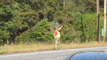 Two Vehicle Accident, Clamtown Road, SR443, Clamtown, Walker Township, 9-17-2015 (18)