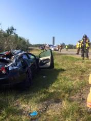 Woman Injured During MVA on Interstate 81, near MM 139 (1)