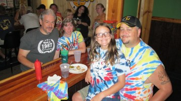 Zoostock Kick-Off Party, Sports Zoo, Lansford, 9-3-2015 (14)
