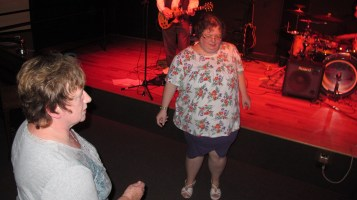 Bee's Knees Back to the 60's Rock Show, Tamaqua Community Arts Center, Tamaqua, 9-19-2015 (10)