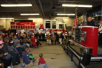 Dedication of New Fire Station, Pumper Truck, Boat, Lehighton Fire Department, Lehighton (157)