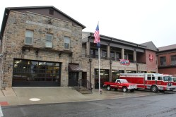 Dedication of New Fire Station, Pumper Truck, Boat, Lehighton Fire Department, Lehighton (2)