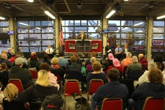 Dedication of New Fire Station, Pumper Truck, Boat, Lehighton Fire Department, Lehighton (90)