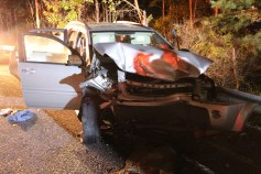 Driver Flees Head-On Crash During Following Police Pursuit in Ryan Township, 10-4-2015 (59)