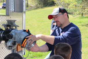 Fire Prevention, via Tamaqua Fire Department, Tamaqua Elementary School, Tamaqua, 10-5-2015 (101)