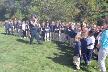 Fire Prevention, via Tamaqua Fire Department, Tamaqua Elementary School, Tamaqua, 10-5-2015 (25)