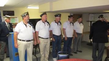 Installation of Officers, Coaldale American Legion, Coaldale, 9-12-2015 (24)