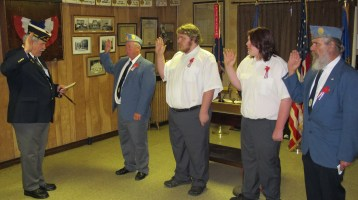 Installation of Officers, Tamaqua American Legion, Tamaqua, 9-12-2015 (28)