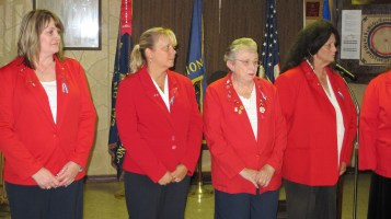 Installation of Officers, Tamaqua American Legion, Tamaqua, 9-12-2015 (4)