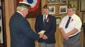 Installation of Officers, Tamaqua American Legion, Tamaqua, 9-12-2015 (47)