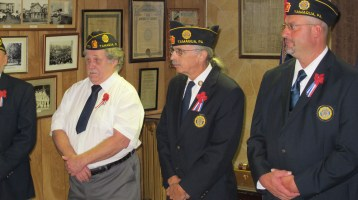 Installation of Officers, Tamaqua American Legion, Tamaqua, 9-12-2015 (48)