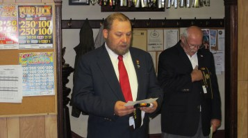 Installation of Officers, Tamaqua American Legion, Tamaqua, 9-12-2015 (65)