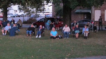 Music In The Park, Donald and Donna Nye, via Lansford Alive, Kennedy Park, Lansford, 9-20-2015 (6)