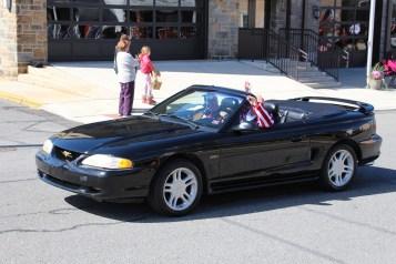 Parade for New Fire Station, Pumper Truck, Boat, Lehighton Fire Department, Lehighton (103)