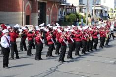 Parade for New Fire Station, Pumper Truck, Boat, Lehighton Fire Department, Lehighton (120)