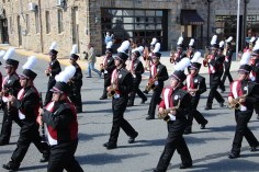Parade for New Fire Station, Pumper Truck, Boat, Lehighton Fire Department, Lehighton (142)