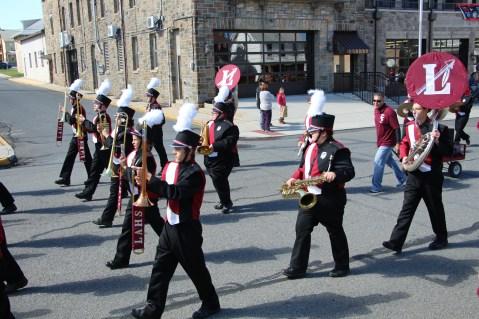 Parade for New Fire Station, Pumper Truck, Boat, Lehighton Fire Department, Lehighton (155)