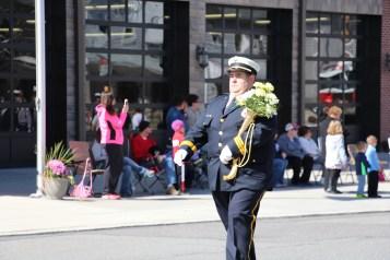 Parade for New Fire Station, Pumper Truck, Boat, Lehighton Fire Department, Lehighton (22)