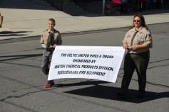Parade for New Fire Station, Pumper Truck, Boat, Lehighton Fire Department, Lehighton (236)