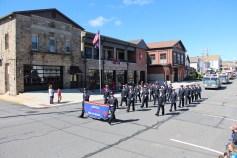 Parade for New Fire Station, Pumper Truck, Boat, Lehighton Fire Department, Lehighton (249)