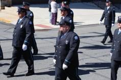 Parade for New Fire Station, Pumper Truck, Boat, Lehighton Fire Department, Lehighton (269)