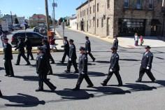 Parade for New Fire Station, Pumper Truck, Boat, Lehighton Fire Department, Lehighton (275)