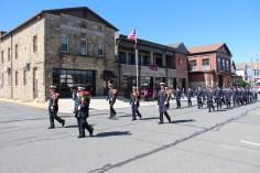 Parade for New Fire Station, Pumper Truck, Boat, Lehighton Fire Department, Lehighton (28)