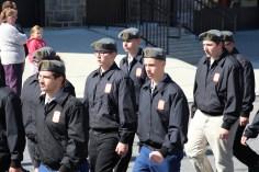 Parade for New Fire Station, Pumper Truck, Boat, Lehighton Fire Department, Lehighton (363)