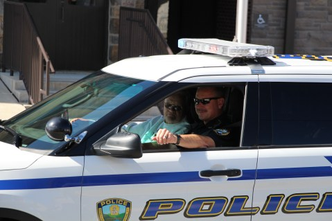 Parade for New Fire Station, Pumper Truck, Boat, Lehighton Fire Department, Lehighton (4)