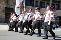 Parade for New Fire Station, Pumper Truck, Boat, Lehighton Fire Department, Lehighton (8)
