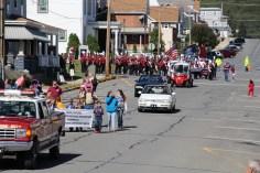 Parade for New Fire Station, Pumper Truck, Boat, Lehighton Fire Department, Lehighton (81)