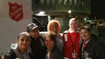 Pope Visit, Salvation Army volunteers, from Eric Becker, Philadelphia, Sept 2015 (80)
