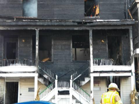 Structure Fire, photos courtesy Bill N Tonia, Ashland, 10-18-2015 (40)