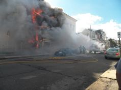 Structure Fire, photos courtesy Bill N Tonia, Ashland, 10-18-2015 (5)