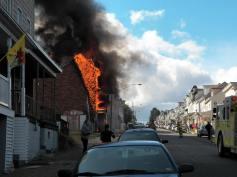 Structure Fire, photos courtesy Bill N Tonia, Ashland, 10-18-2015 (7)