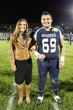 Tamaqua Area Homecoming Game, King and Queen, Sports Stadium, Tamaqua, 10-16-2015 (113)