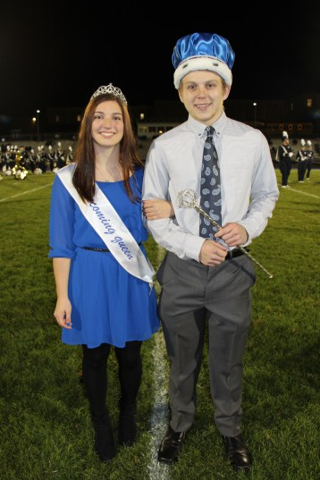 Tamaqua Area Homecoming Game, King and Queen, Sports Stadium, Tamaqua, 10-16-2015 (133)