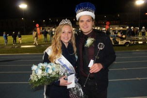 Tamaqua Area Homecoming Game, King and Queen, Sports Stadium, Tamaqua, 10-16-2015 (159)b