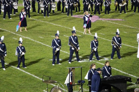 Tamaqua Area Homecoming Game, King and Queen, Sports Stadium, Tamaqua, 10-16-2015 (35)