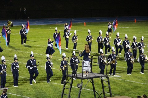 Tamaqua Area Homecoming Game, King and Queen, Sports Stadium, Tamaqua, 10-16-2015 (46)