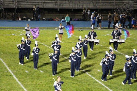 Tamaqua Area Homecoming Game, King and Queen, Sports Stadium, Tamaqua, 10-16-2015 (60)